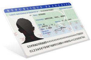 Carte d'identit